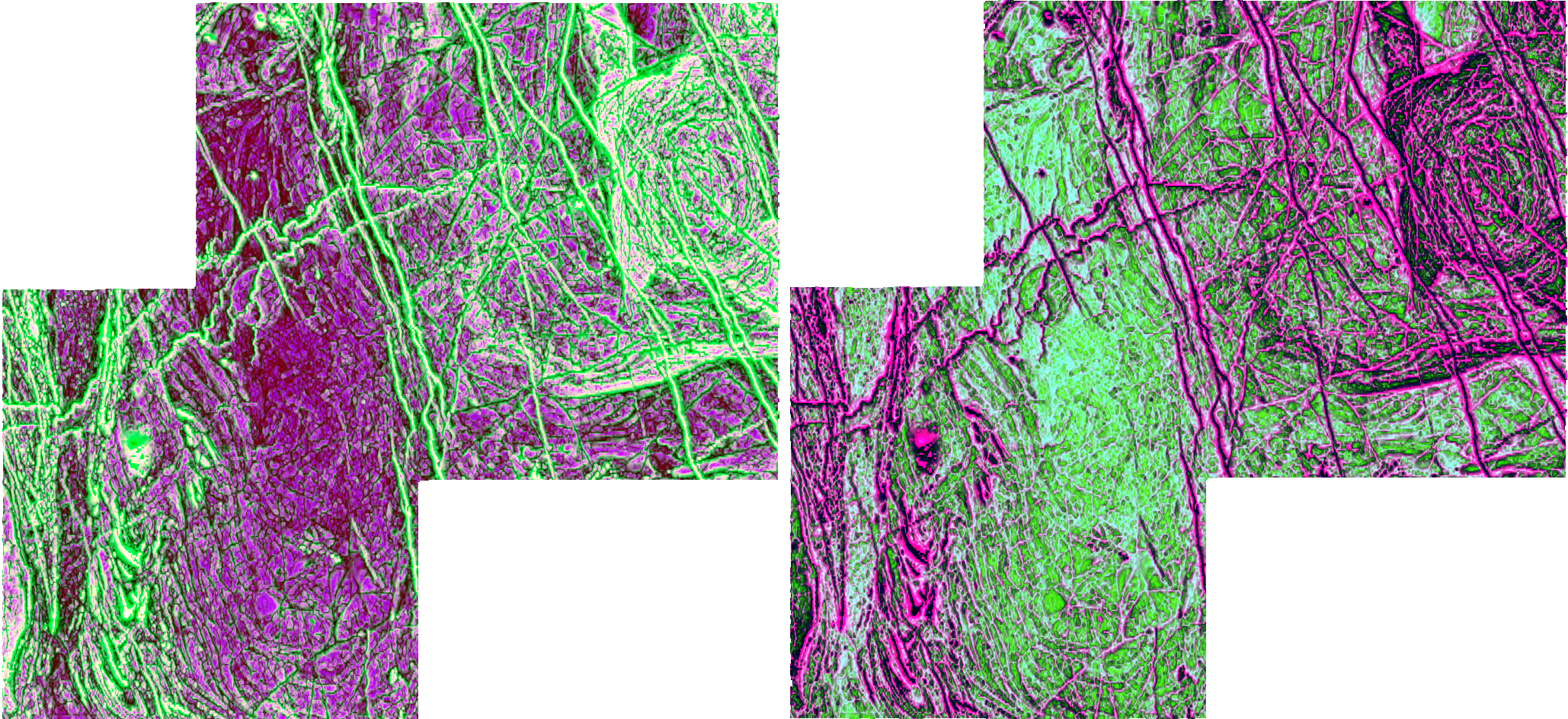 Geophysical Data: The Beauty Unleashed