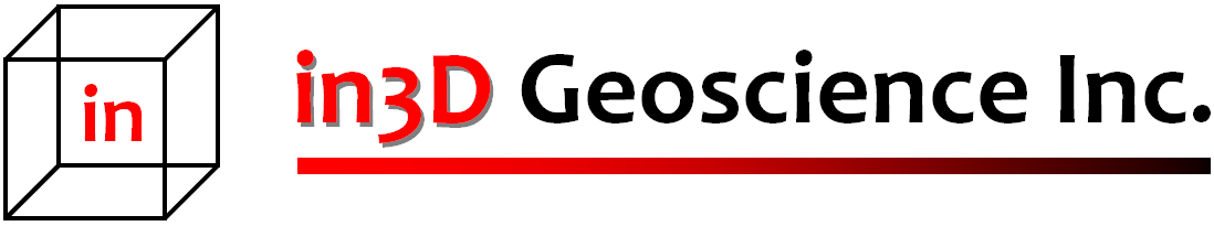 in3D Geoscience Inc.
